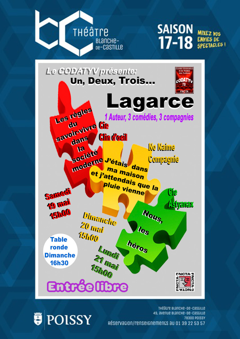 Lagarce 2018